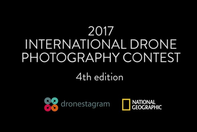 INTERNATIONAL DRONE PHOTOGRAPHY CONTEST 2017 is coming soon :)