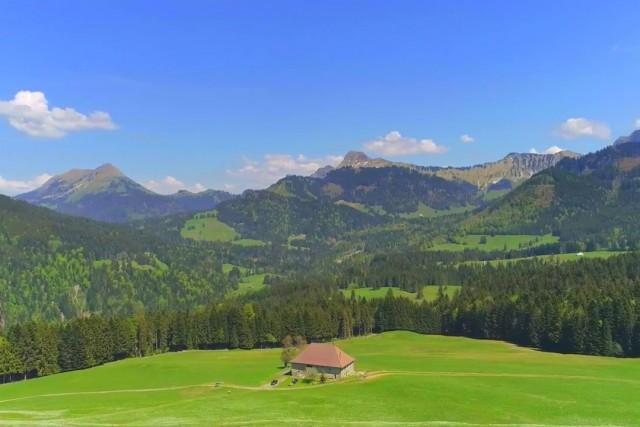 Les Pléiades , Suisse VD 2017 05 17