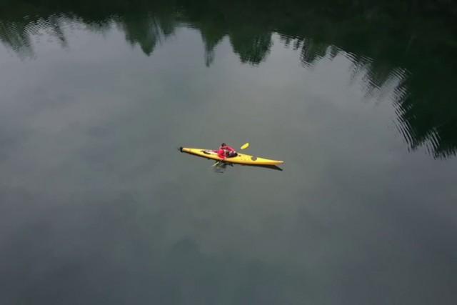 Morning Kayaking