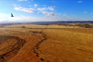 Namibia Landscapes by Drone