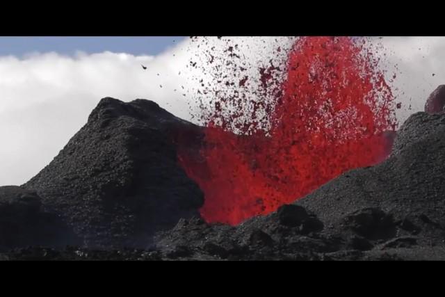 Onzer09 – Eruption du Piton de la Fournaise