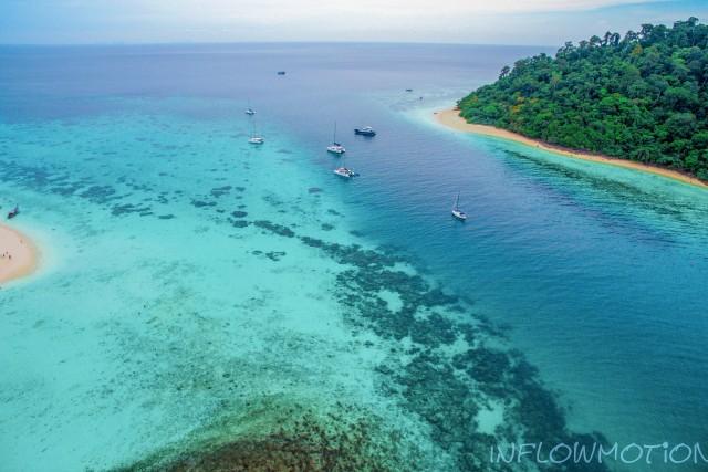 Koh Rock Yai Beach – Thailand