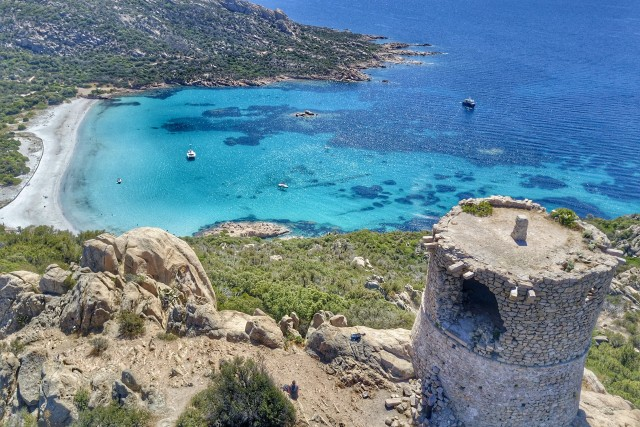 Roccapina, Corse, Corsica