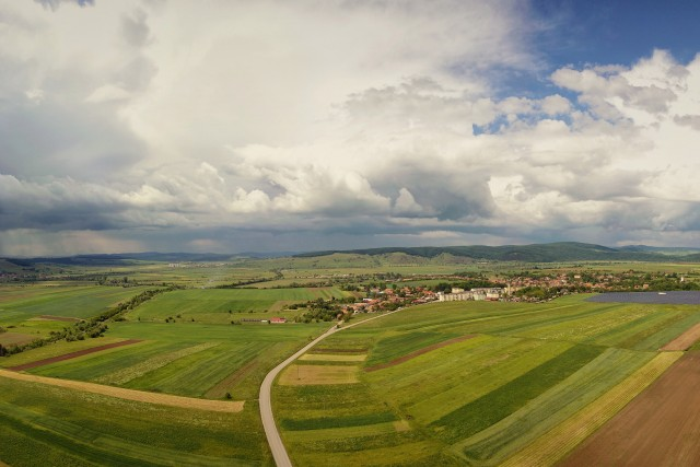 Transylvanian Skyscapes