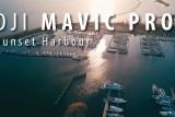 Sunset Harbour – Color graded 4K Mavic