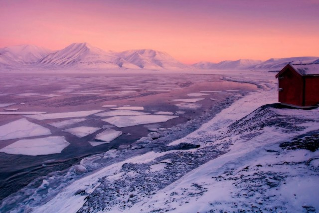 """Svalbard: Beyond the Vain Creations\"""