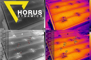 Thermal Imaging Camera Drone