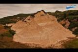 The impressive pyramid comolithi of Crete