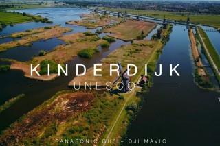 Unesco – Kinderdijk 4K