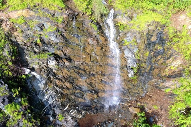 Waterfall in Goa – Shirshirem, Borim