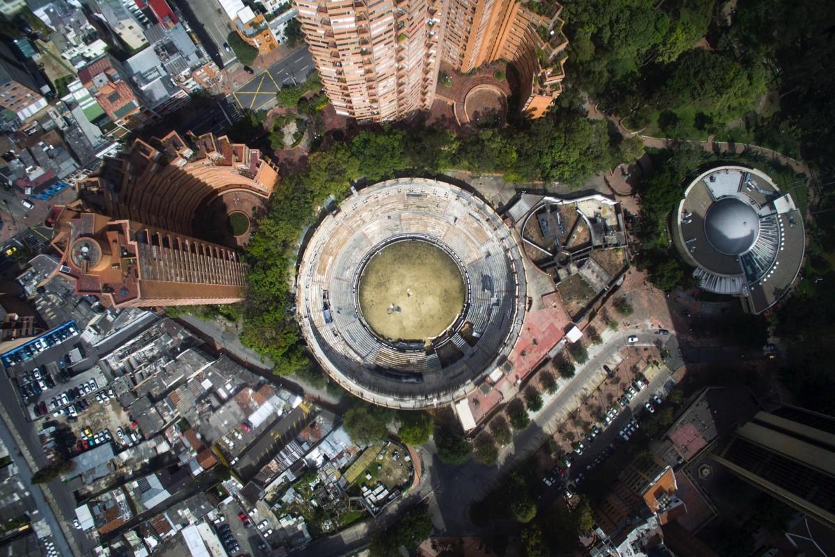 Plaza de Toros de Santamaria