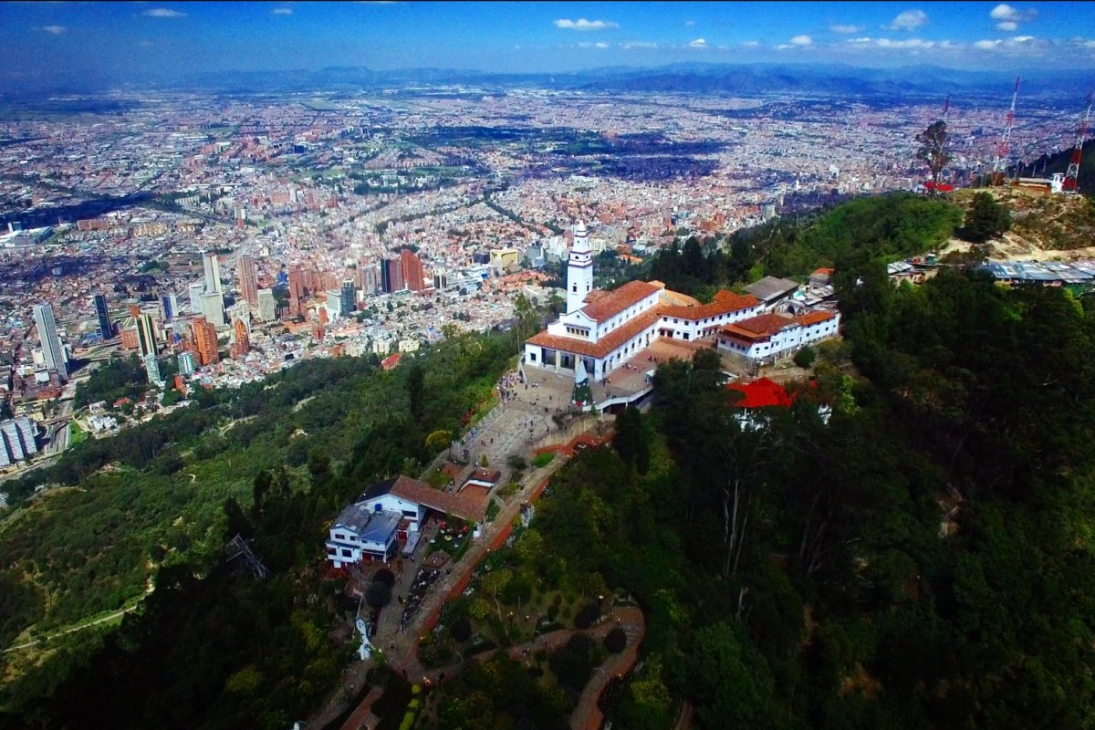Monserrate from up High
