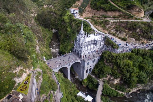 Sanctuario de Nuestra Señora Las Lajas
