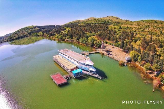 Lake Mladost Macedonia