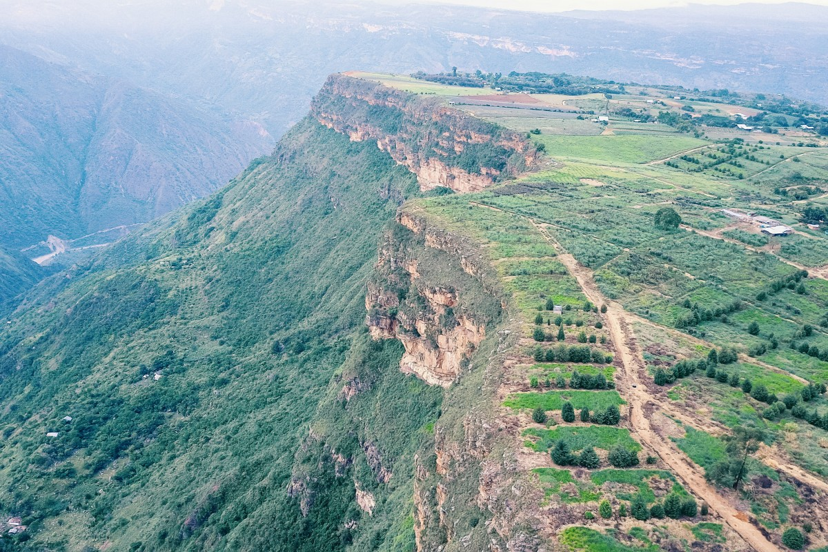 Chicamocha Canyon, Santander