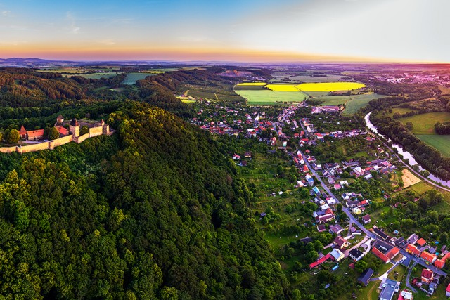 Castle Helfštýn, Czech Republic