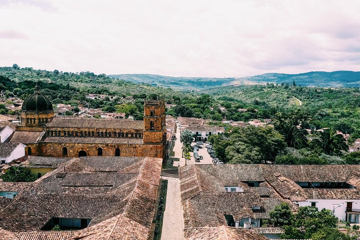 Colonial Barichara, Colombia