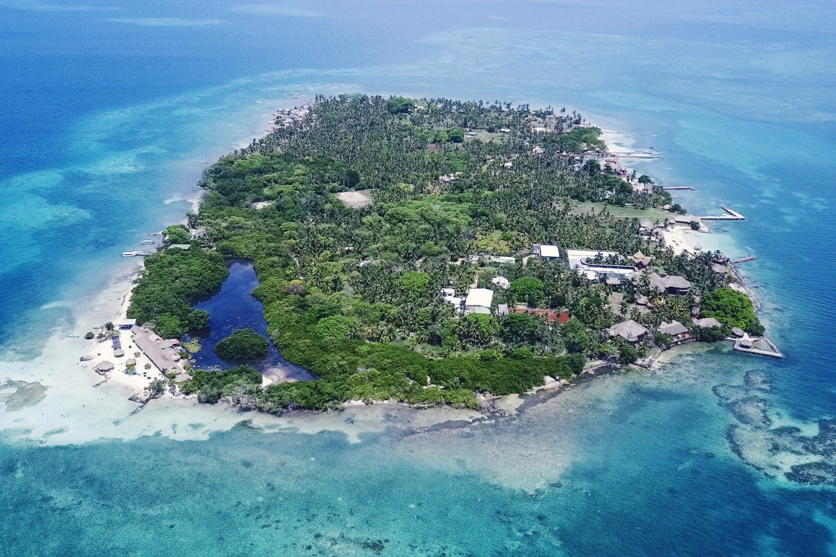 San To Virgin Islands