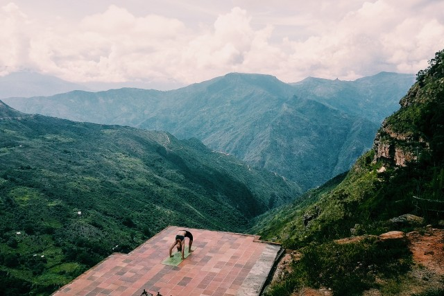 Sports in the Chicamocha Canyon