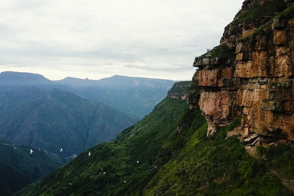 Chicamocha Canyon, Santander
