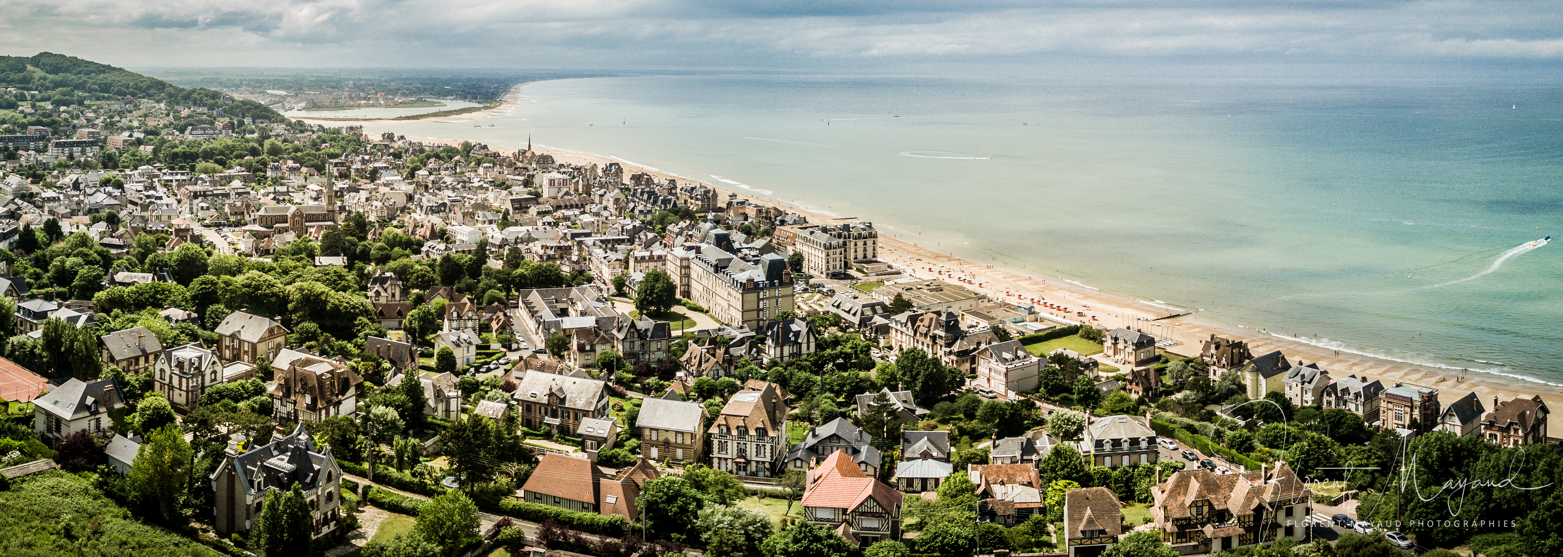 Houlgate, Cabourg, Dives-sur-Mer, Normandy, France
