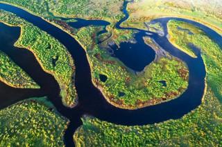St Johns River Delta