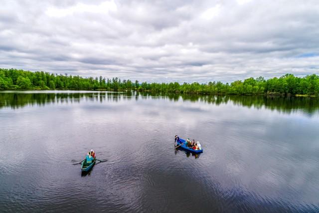 Boating on Zurkul