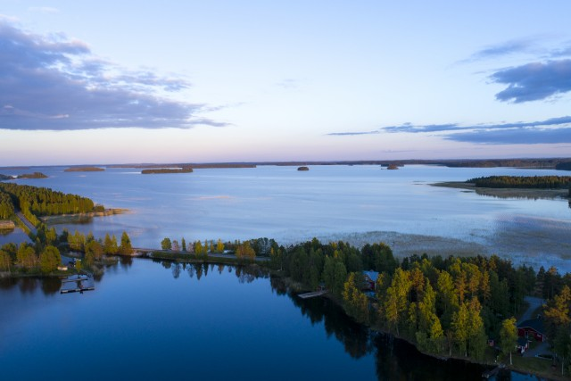 White Nights Finland. Juhannus