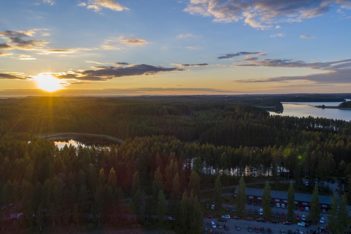 White Nights Finland. Juhannus