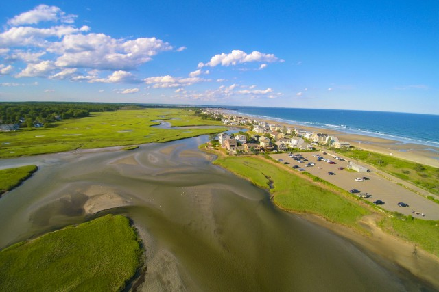 Ogunquit beach – Maine