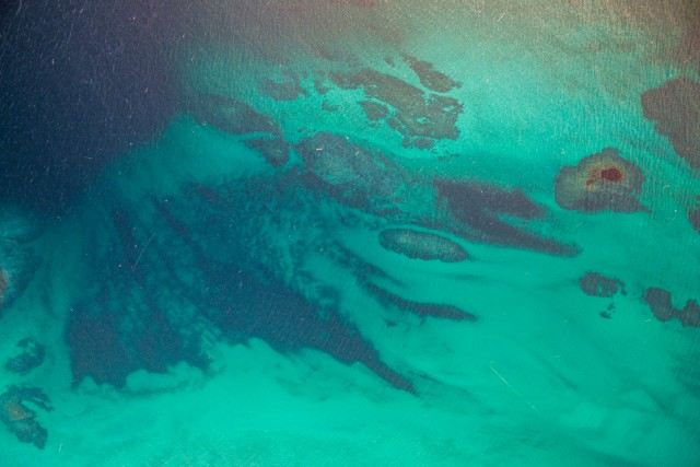 Arctic seabed