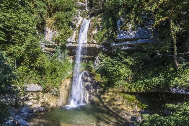La Cascade de Vulvoz