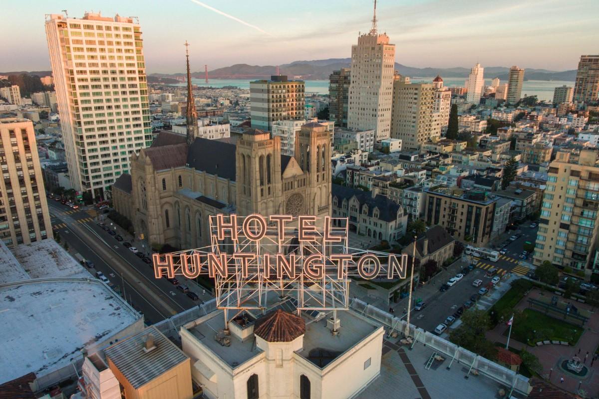 Hotel Huntington, San Francisco