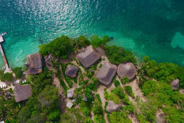 Isla del Rosario – Colombia