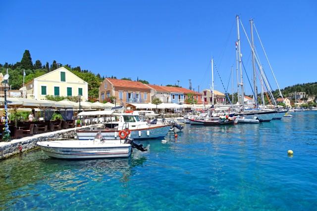 Fiskardo city – Ionian Islands (Greece)