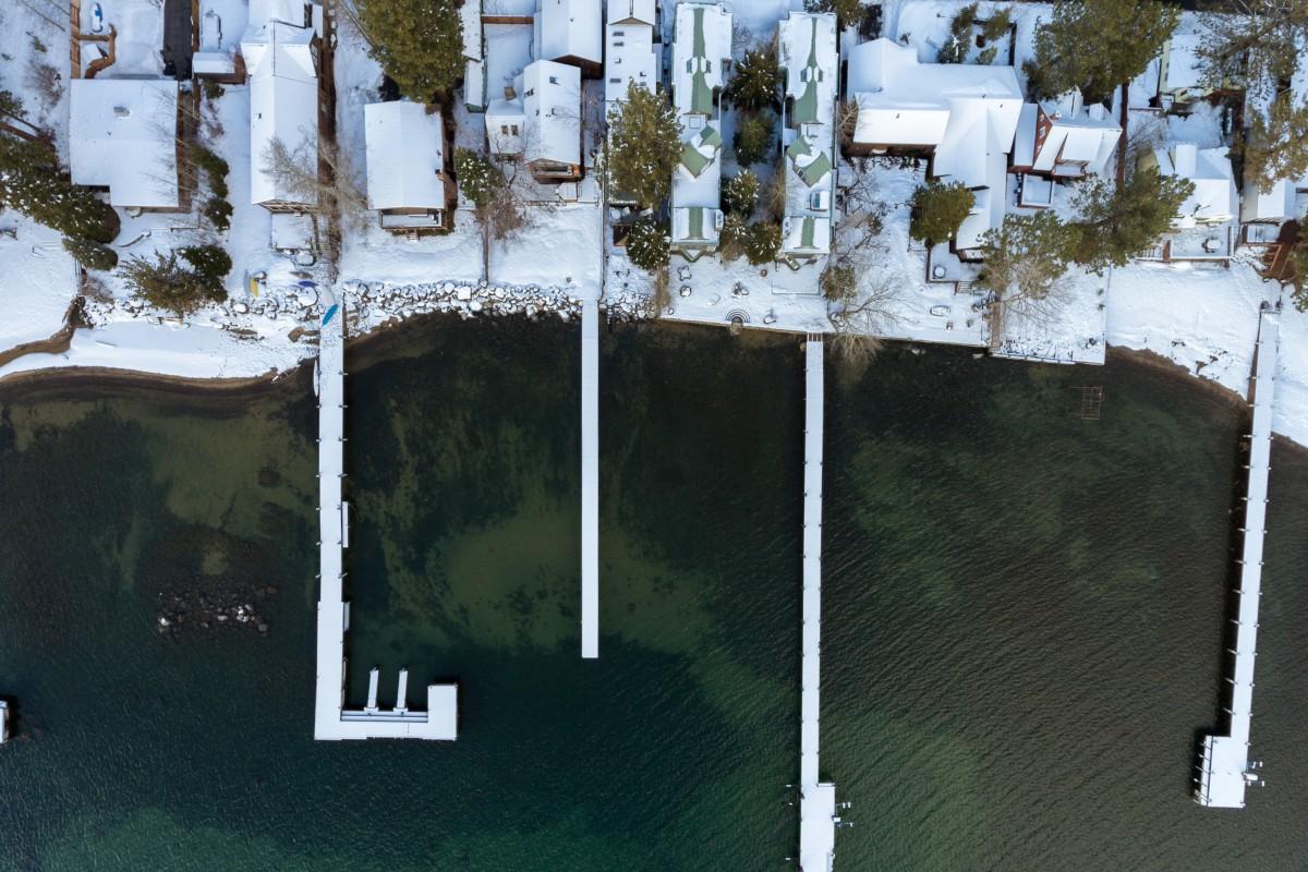 Lake Tahoe Piers
