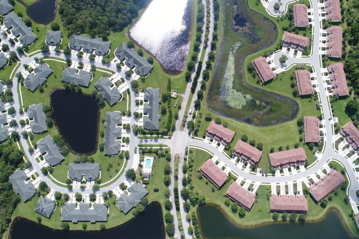 Floridian Neighborhood