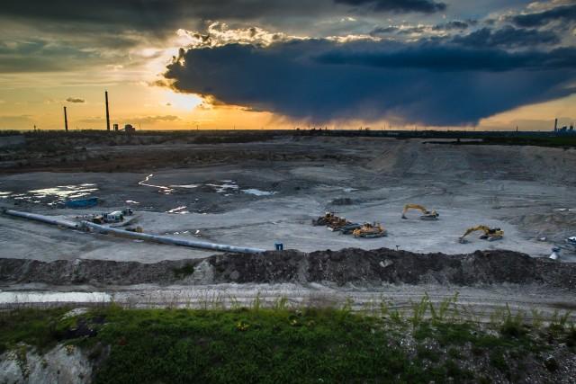 Odra quarry in Opole, Poland