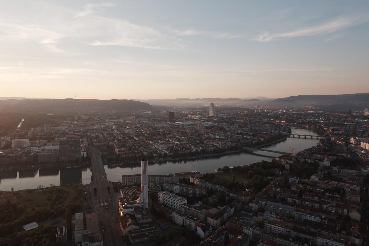 City, Basel, Switzerland