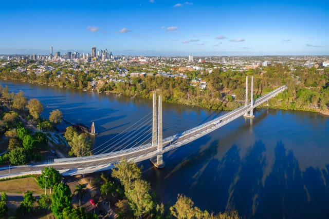 Eleanor Schonell Bridge, Brisbane