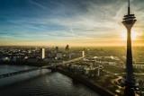 Düsseldorf Sunrise