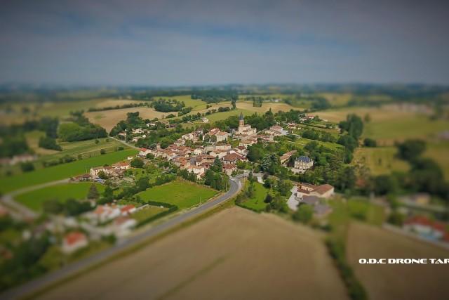 Petit village du Tarn