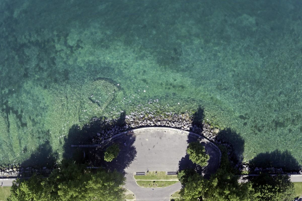 Lake Geneva Crystal waters