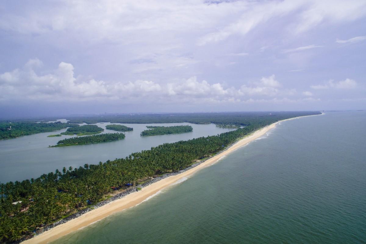 Kodi, Bengre beach, Udupi, Karnataka, India