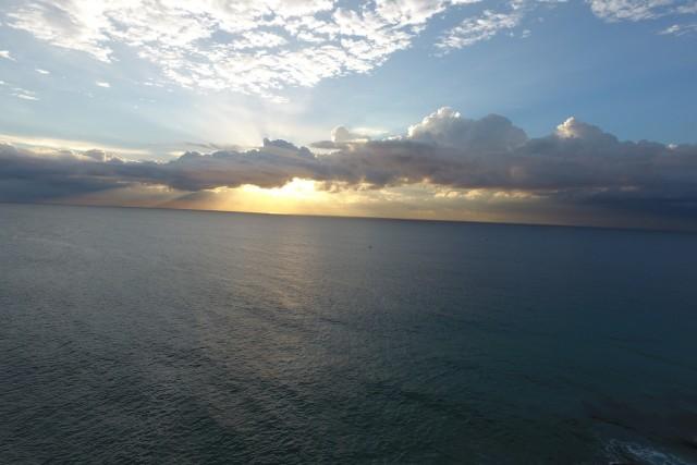 Point Cartwright Sunrise