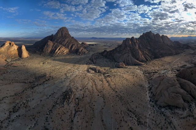 Spitzkoppe (Panorama)