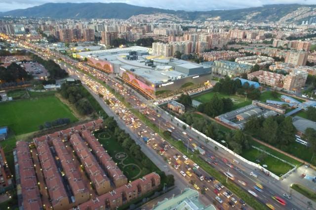 Residential Zones of Bogotá