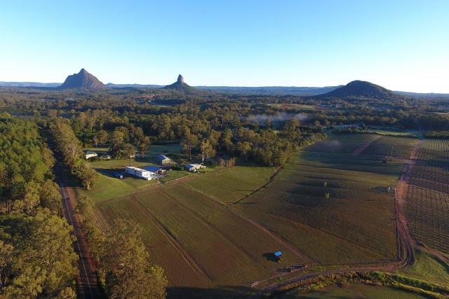 Mt Coonowrin QLD Australia