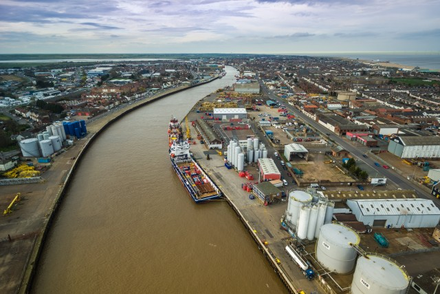 River Port, Great Yarmouth