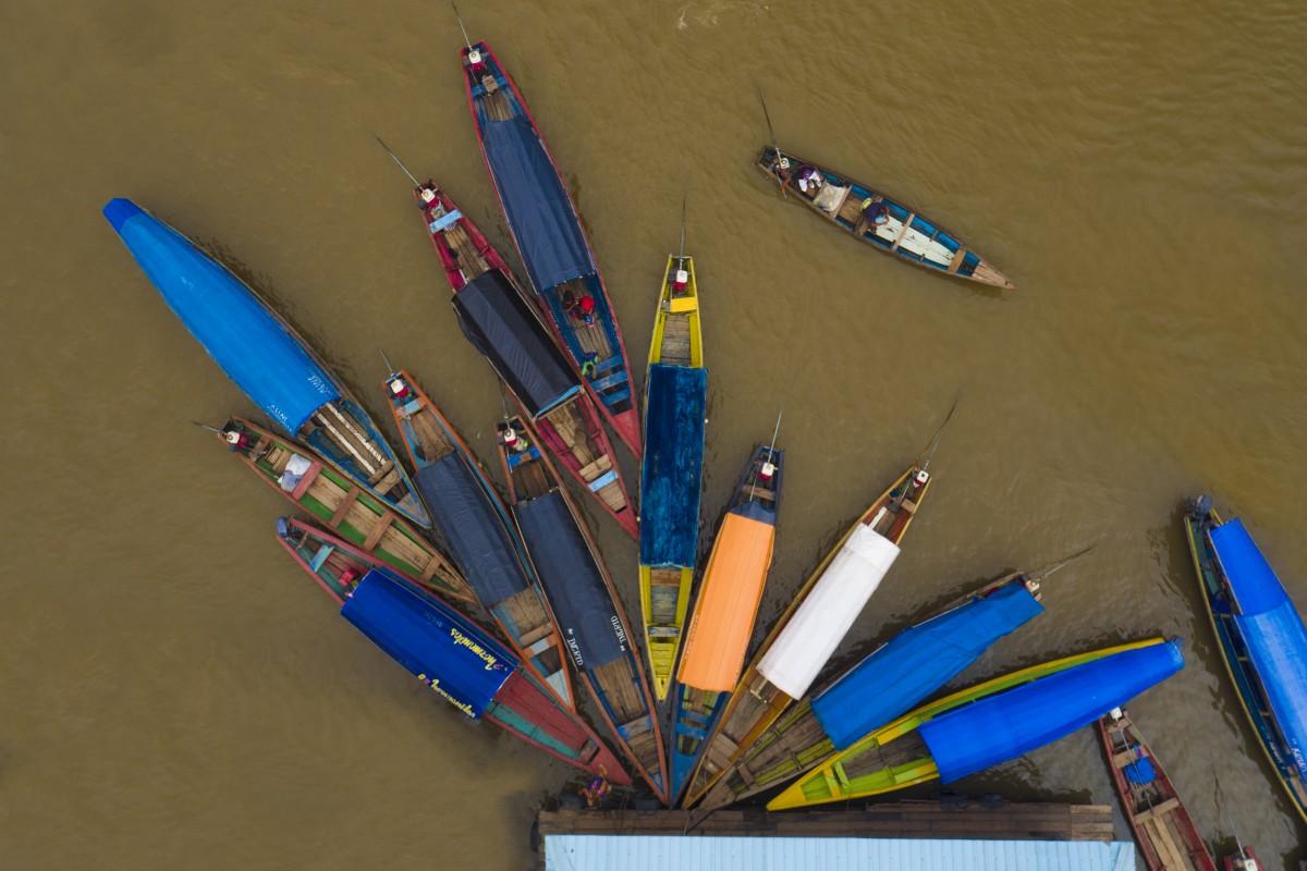 Amazon Dock Colombia